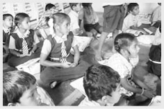 Education CSR Projects of Axis Bank Foundation