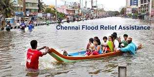 Disaster Relief during flood