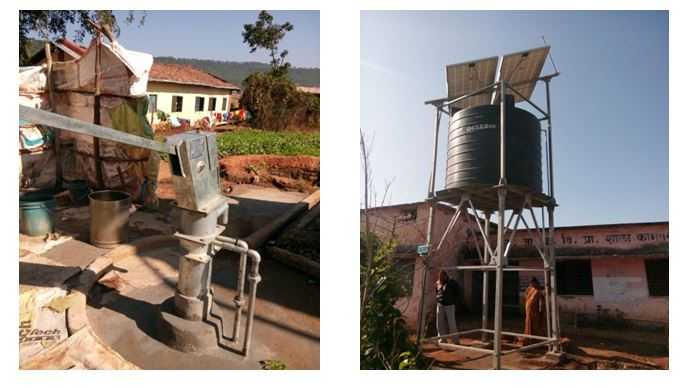Water Pumps and Hand Pumps