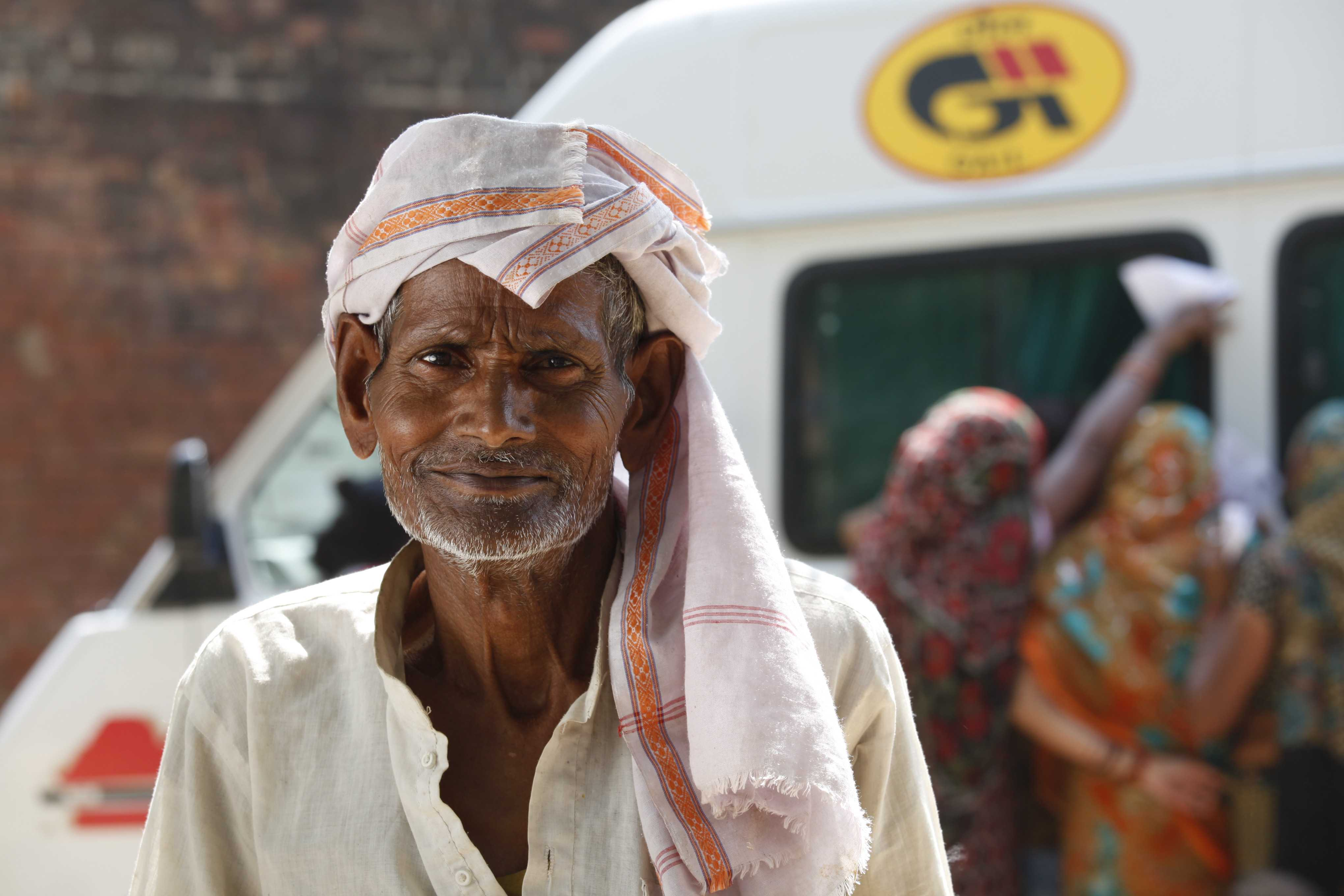 Saksham - Care of the elderly and Persons with Disability