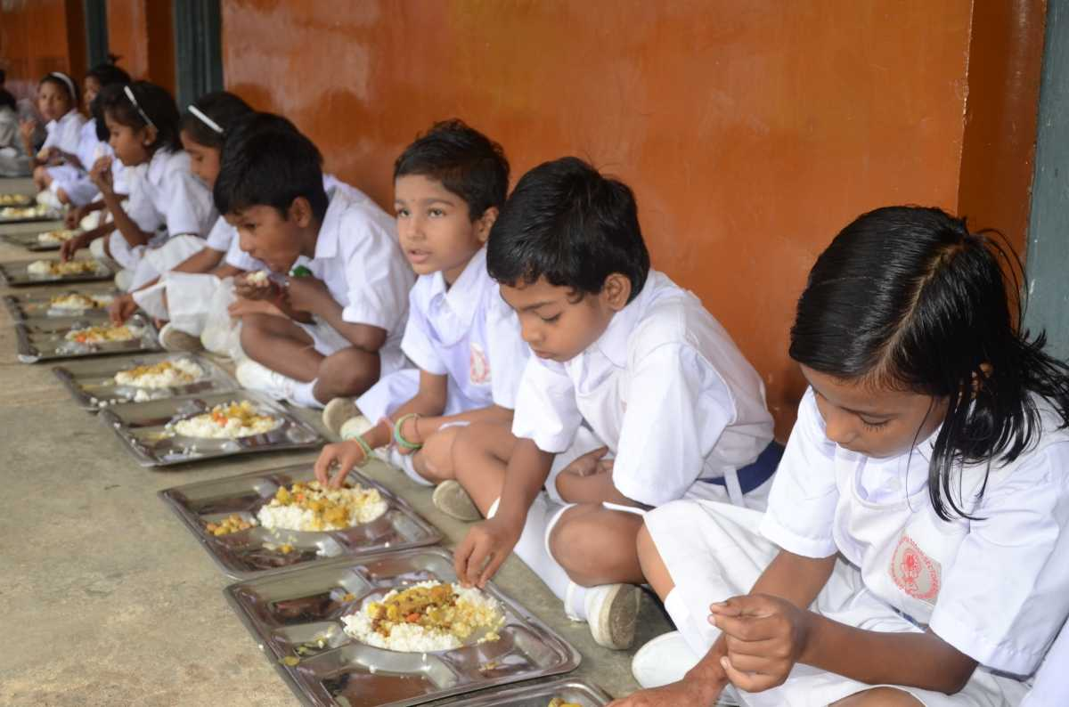 Akshaya Patra Mid-day Meal