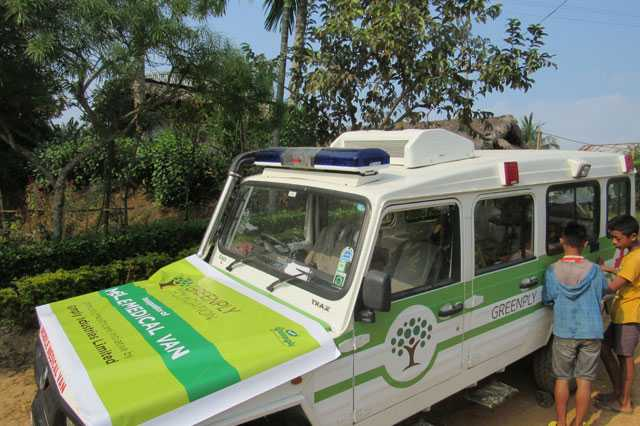Healthcare Project through Mobile Medical Van (MMV)