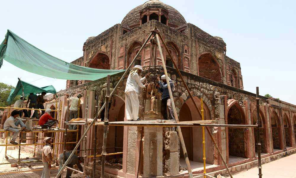 Protection of National Heritage Art & Culture