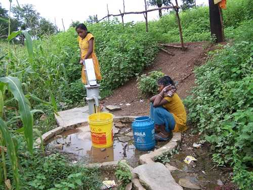 Promoting Healthcare & Sanitation & providing Safe Drinking Water