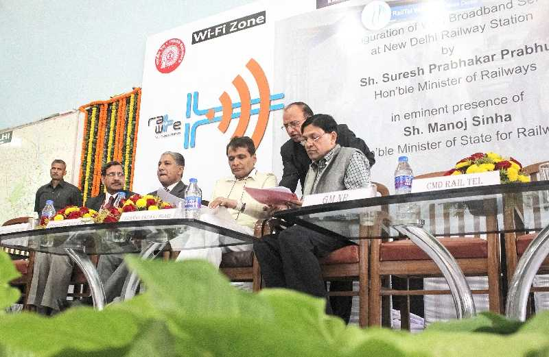Creation of WiFi Infrastructure at Heritage Sites- CSR