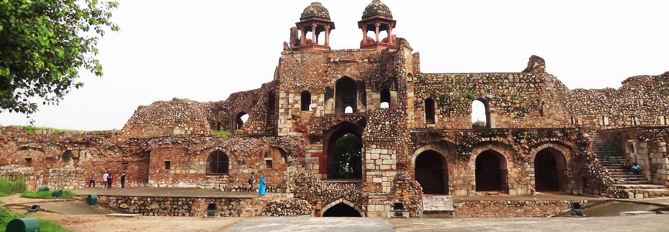 Restoration & Improvement of Purana Qila
