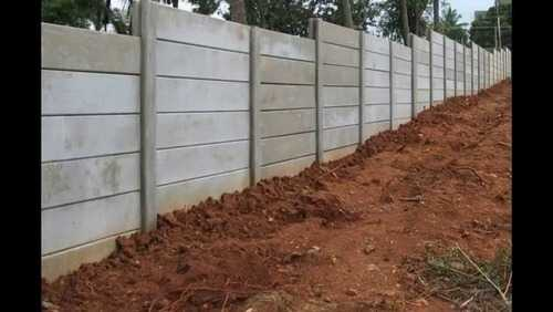 Construction of Boundary Wall