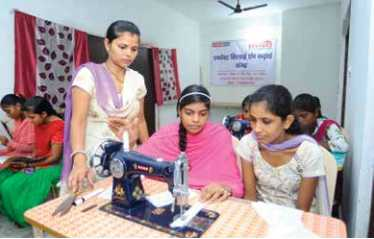 Vocational training and skill enhancement