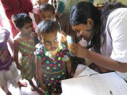 Education to Underprivileged Children