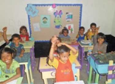 Project Parivartan (Early Children Education & Health project)