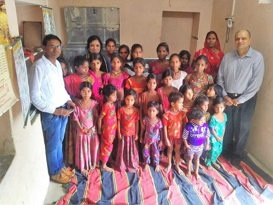 Supporting Girl Child Education Program