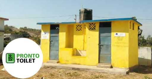 Pronto Toilet and Pronto  Bio- Toilet