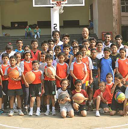 Reliance Foundation Jr. NBA Programme