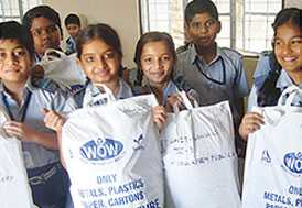 'WOW – Well-Being Out of Waste' Programme
