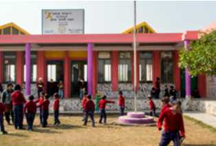 Satya Bharti School Program