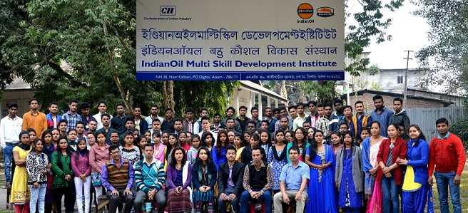 IndianOil Multi-Skill Development Institute