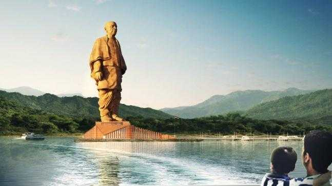 Statue of Unity Project