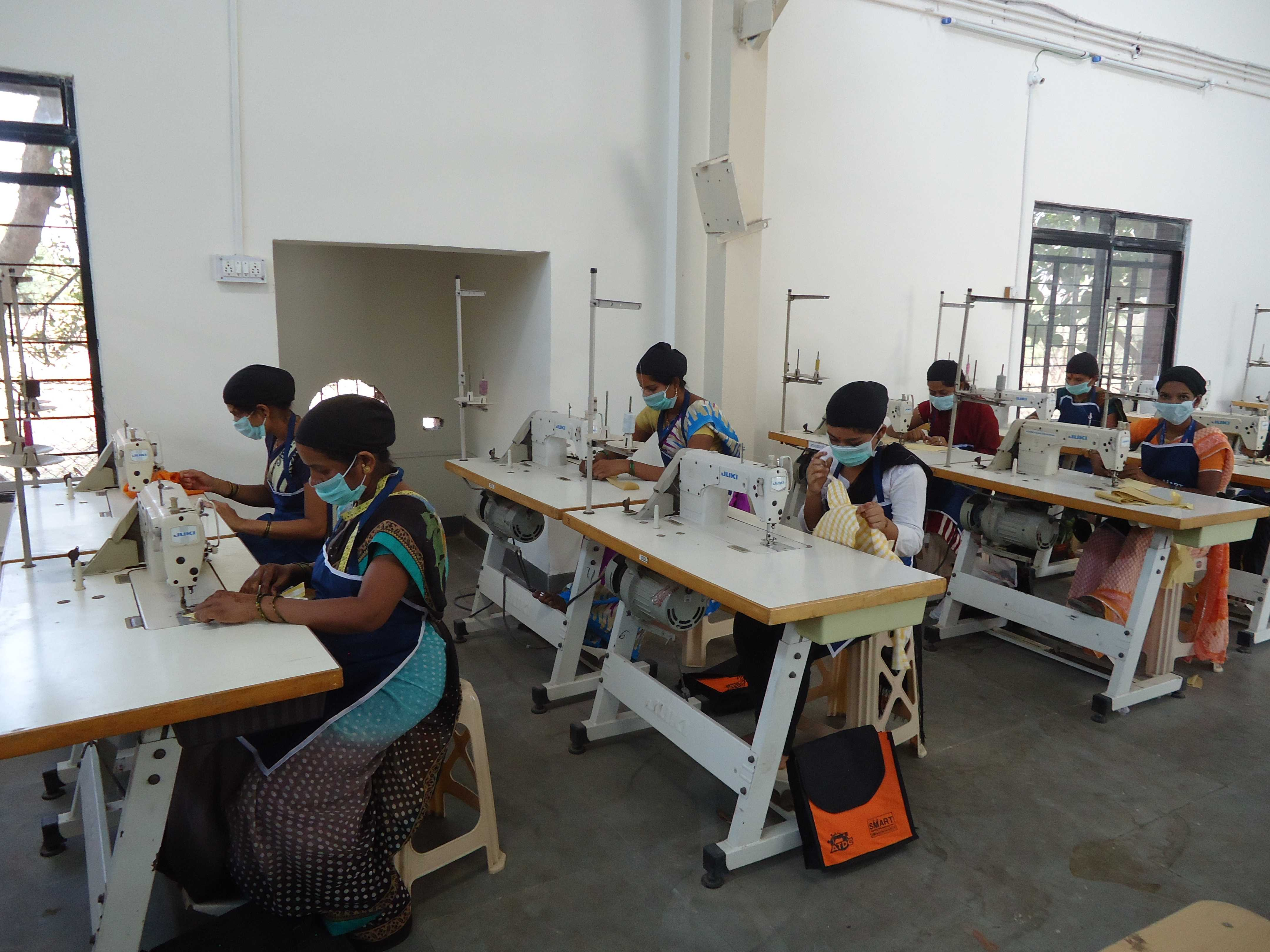 Vocational Training of Women