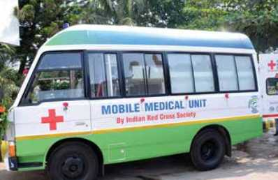 Mobile Medical Unit- CSR Projects India