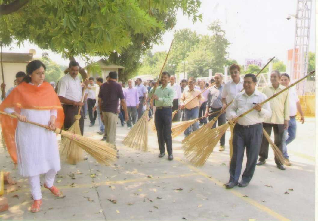 Contribution to Swachh Bharat