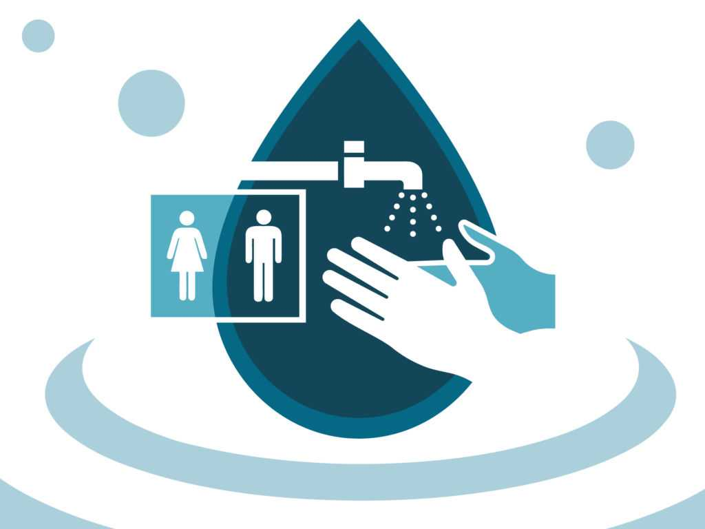 Safe drinking water and sanitation programs