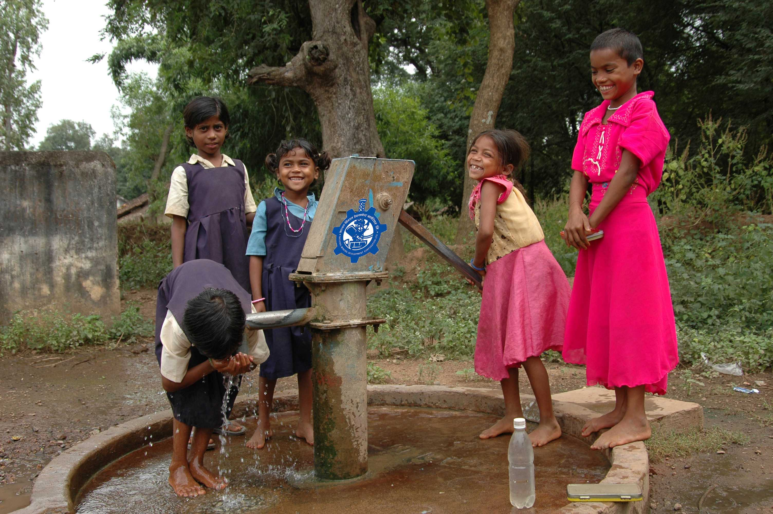 Healthcare, Sanitation and Drinking Water Facilities