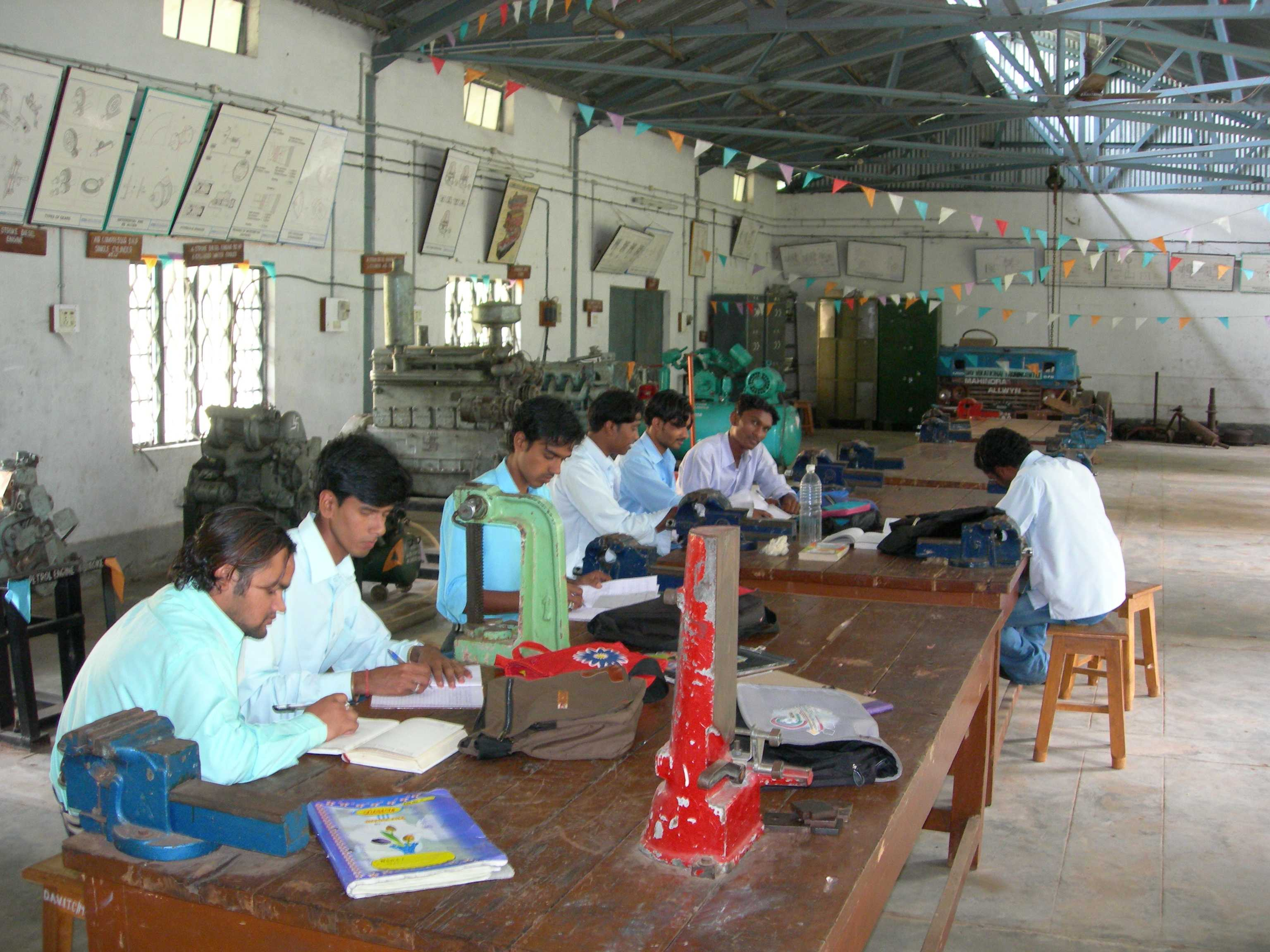Skill Development for Weaker Sections of the Society