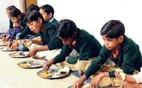Mid Day Meal Programme