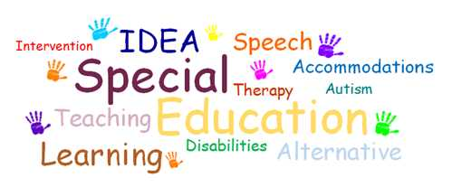 Support for bridging over Learning Disabilities