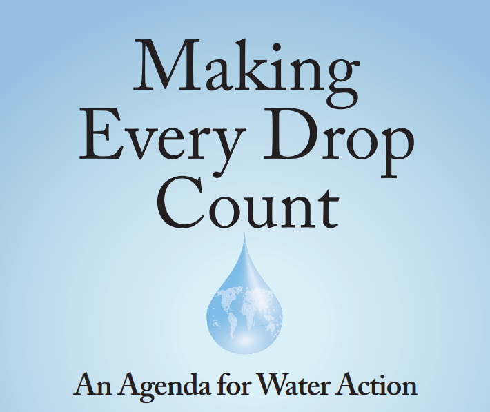 High-Level Panel on Water Outcome Report