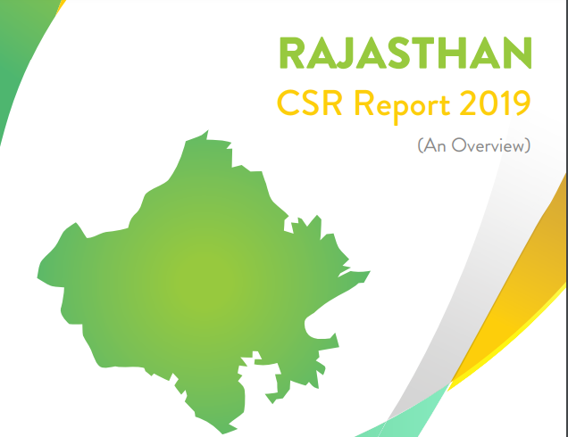 The Rajasthan CSR Report 2019