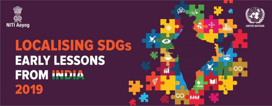 Localising SDGs Early Lessons from India 2019
