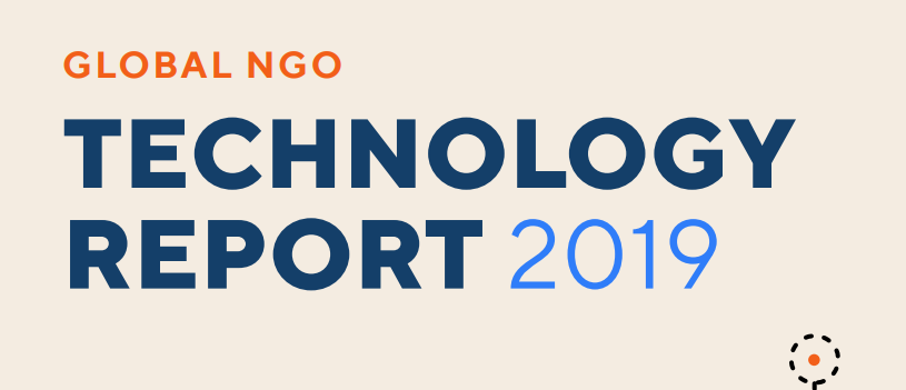 The 2019 Global NGO Technology Report