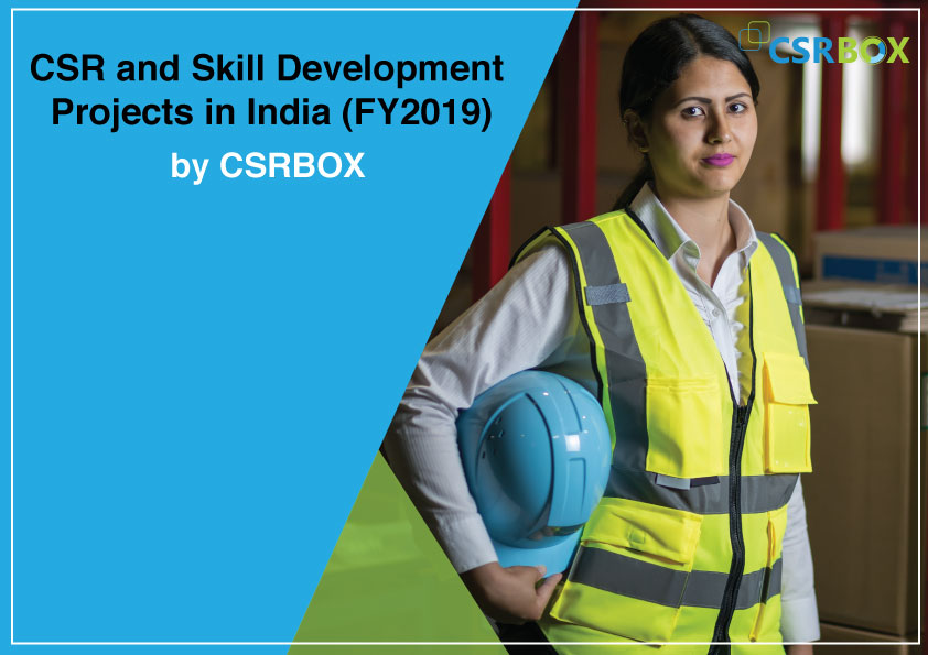 CSR and Skill Development Projects in India (FY2019)