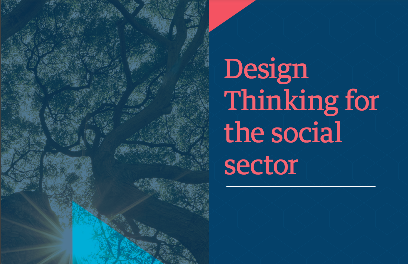Design Thinking for the social sector