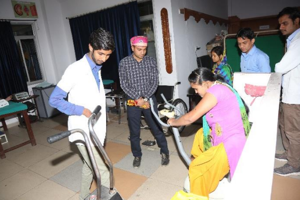 Empowering the Differently Abled with Opportunities for Progress