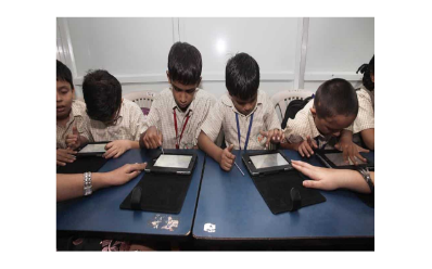 Educational Tablets for Individual Learners