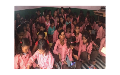 TABLAB - Tablet based Digital Learning Lab for Govt Schools