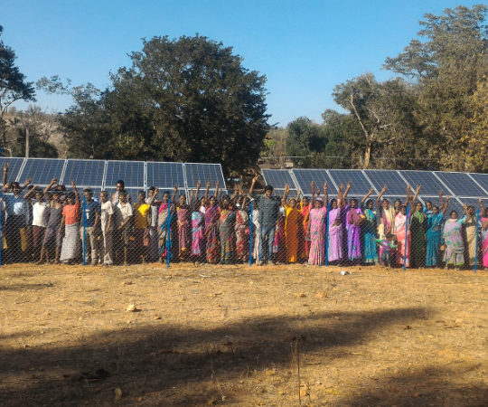 Solar Technology for Eliminating Poverty (STEP)