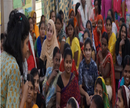 Katha Slum Resurgence Initiative: Enhancing Education, Skills, WASH, Entitlements-accessibility and Economic-Empowerment of marginalized women.