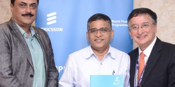 Ericsson India Global Service Private Limited – Flagship Food Security Programme