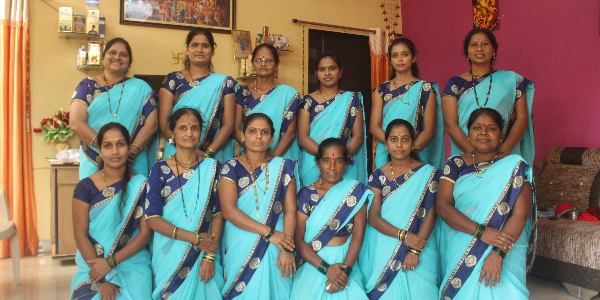 Empowering women to become financially independent through collective action