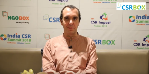 Creating Opportunities for Women in India- A talk with Mr. Clement Chauvet- Chief of Skills and Business Development, UNDP India