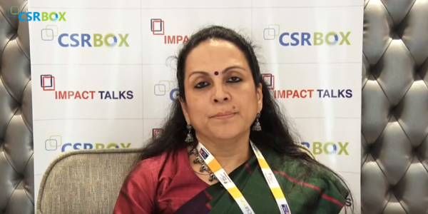 In conversation with Ms. Jayanti Shukla, CEO, United Way Mumbai
