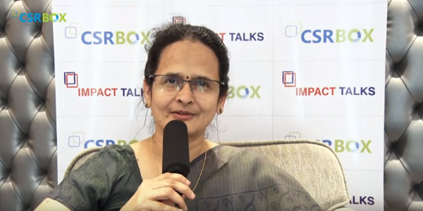In conversation with Ms. Rajashree Natarajan, Chief Executive Officer, Cognizant Foundation