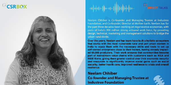 In-Conversation-with-Ms.-Neelam-Chhiber--Co-founder-and-Managing-Trustee-at-Industree-Foundation,-and-Co-founder,-Director-at-Mother-Earth