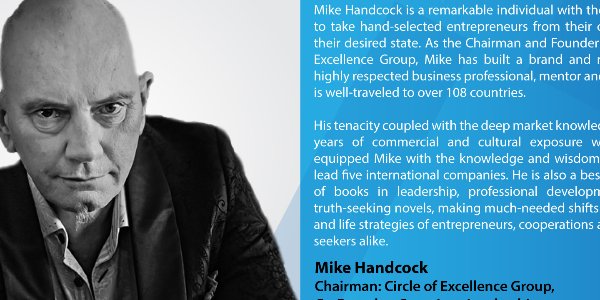 Education-Leader-Series---Mike-Handcock,-Chairman-and-Founder--Circle-of-Excellence-Group