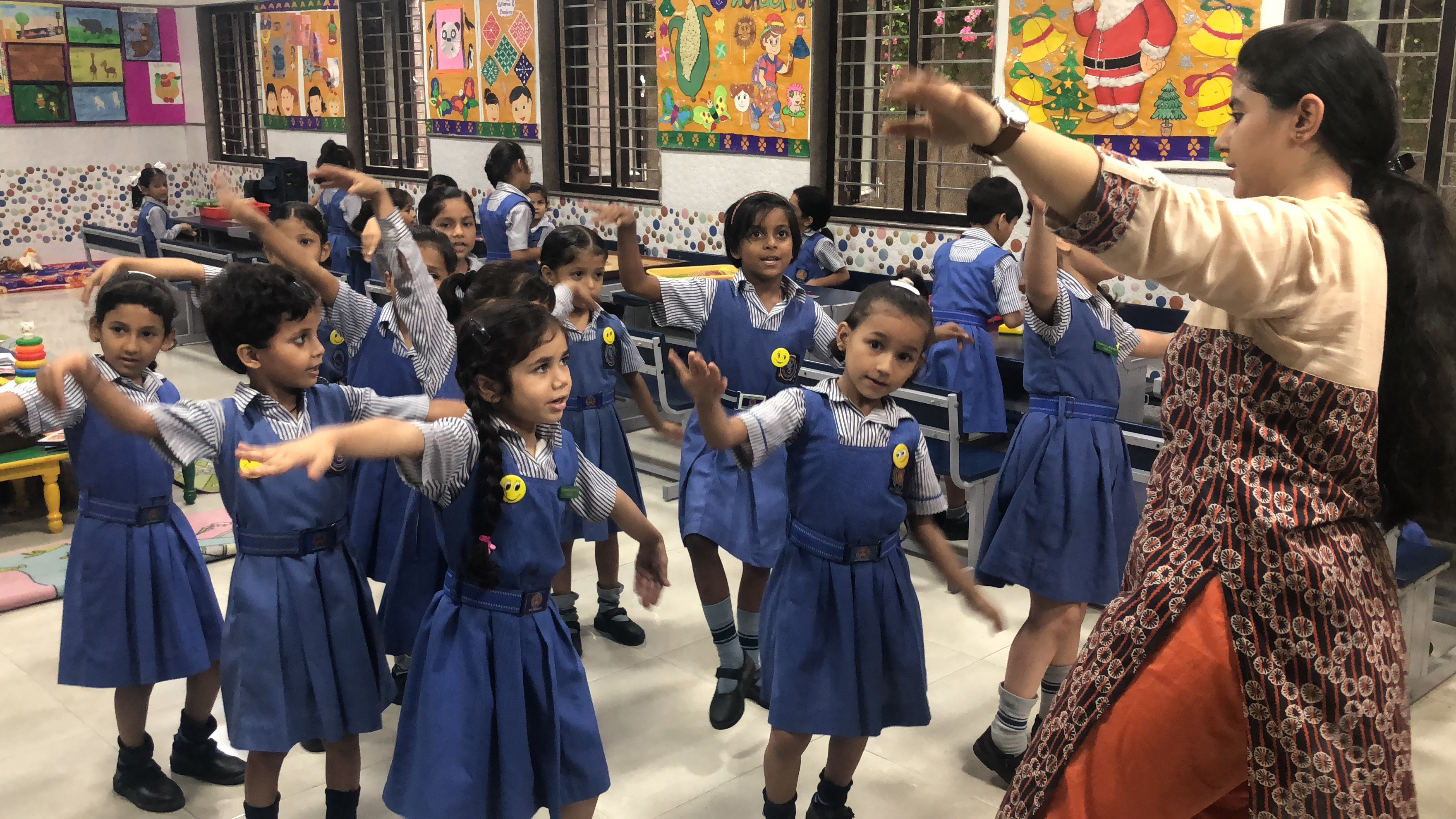 Happiness Curriculum by the Delhi Government