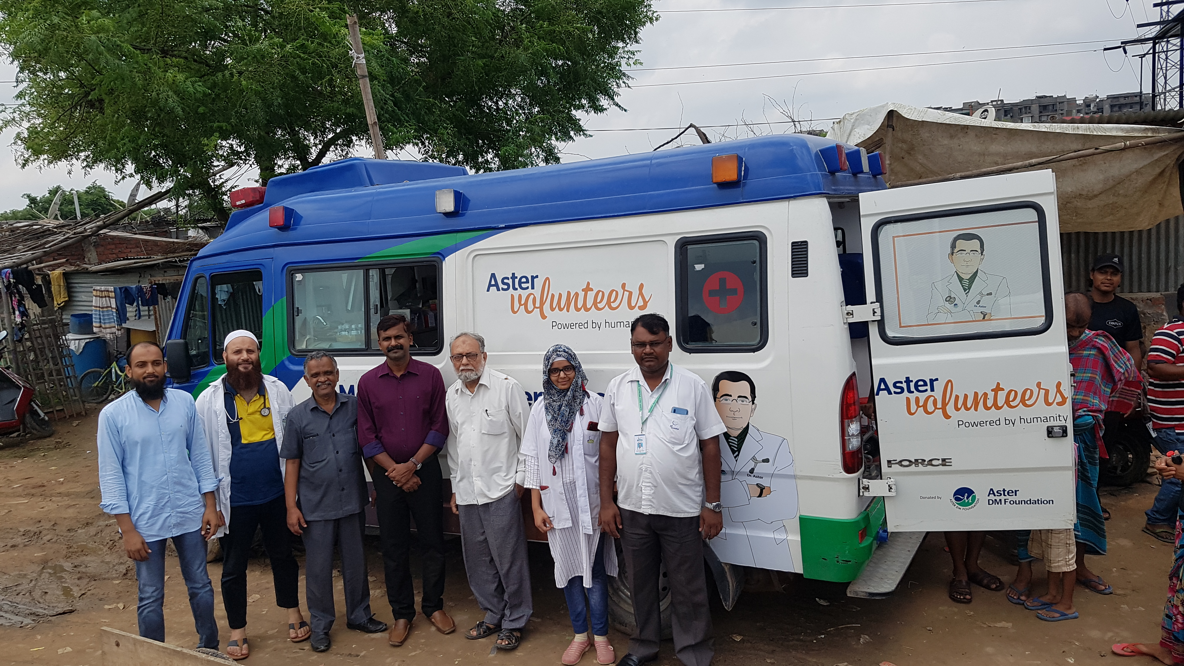 Mobile Medical Van Project