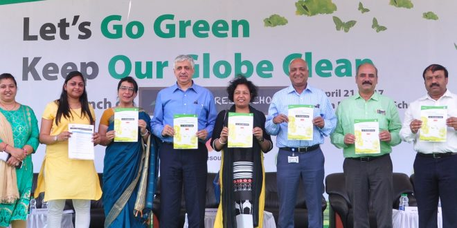 Tata Steel launches The Green School project in association with TERI